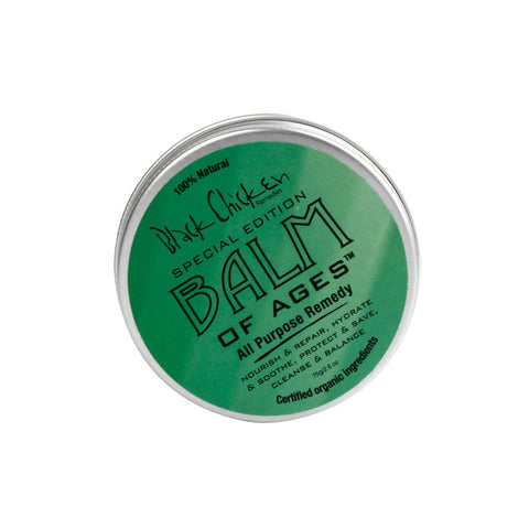 Black Chicken Balm of Ages Organic Body Balm