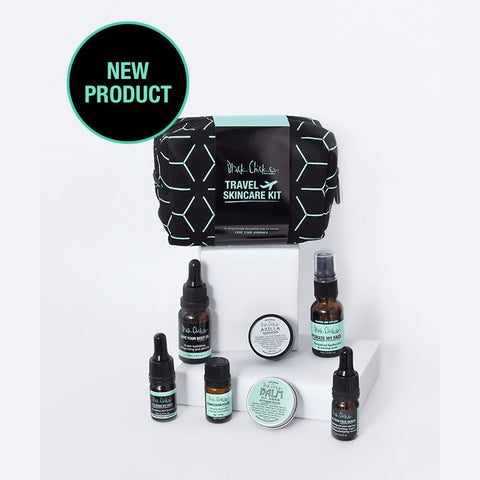 Black Chicken Travel Skincare Kit - NEW