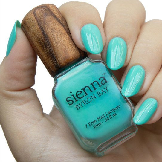 Sienna Byron Bay 7-Free Nail Polish Breeze