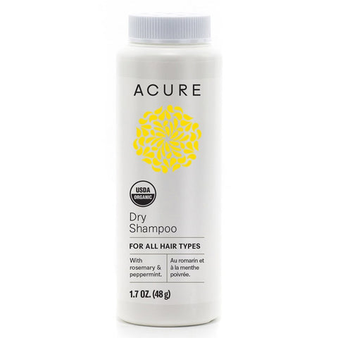 Acure Dry Shampoo - All Hair Types  48g