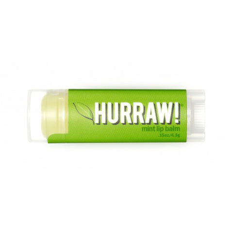 Hurraw! Lip Balm Mint