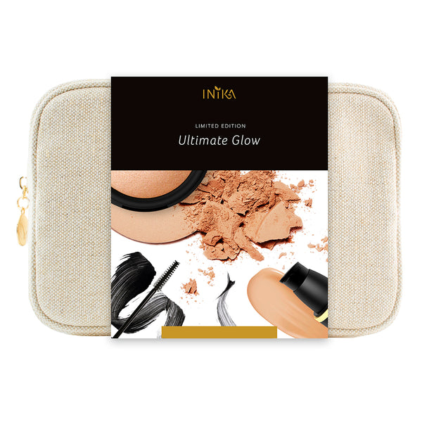 INIKA Ultimate Glow LIMITED EDITION Gift Pack