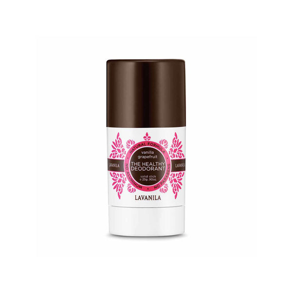 LAVANILA The Healthy Deodorant Vanilla Grapefruit Stick (mini)