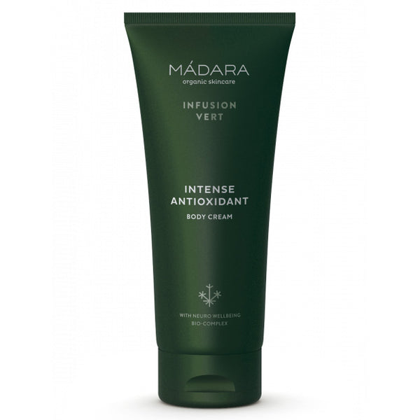 Madara Infusion Vert Intense Antioxidant Body Cream 200ml