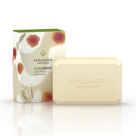 MADARA Cloudberry & Oatmilk Soap