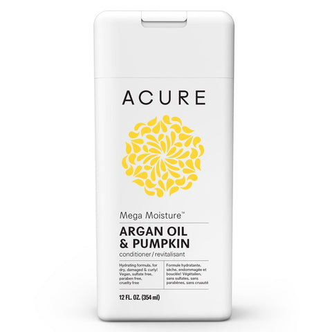 Acure Mega Moisture Conditioner - Argan 354ml