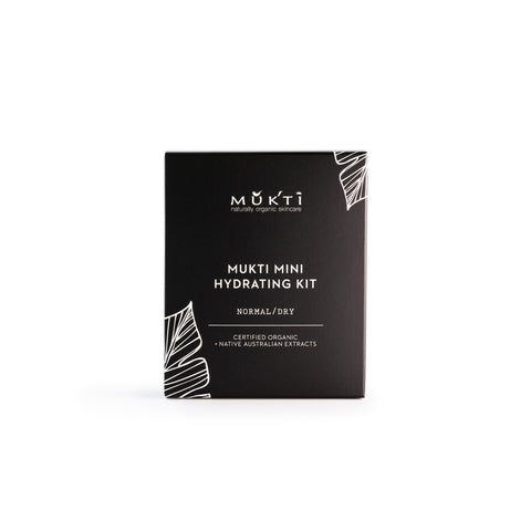 Mukti Mini Hydrating Kit
