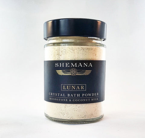 Shemana Lunar Crystal Bath Powder