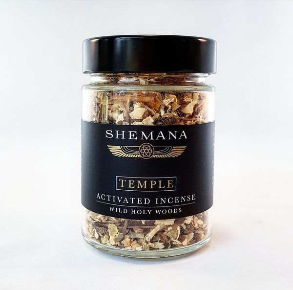Shemana Temple Activated Incense