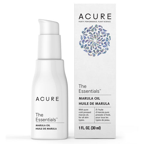 Acure The Essentials Marula Oil 30ml