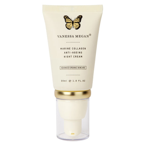 Vanessa Megan Marine Collagen Anti-Ageing Night Cream