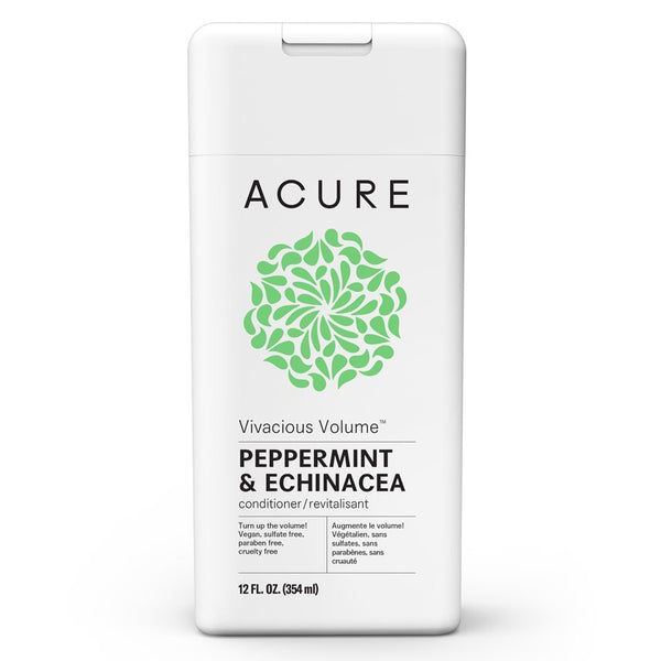 Acure Vivacious Volume Conditioner - Peppermint 354ml