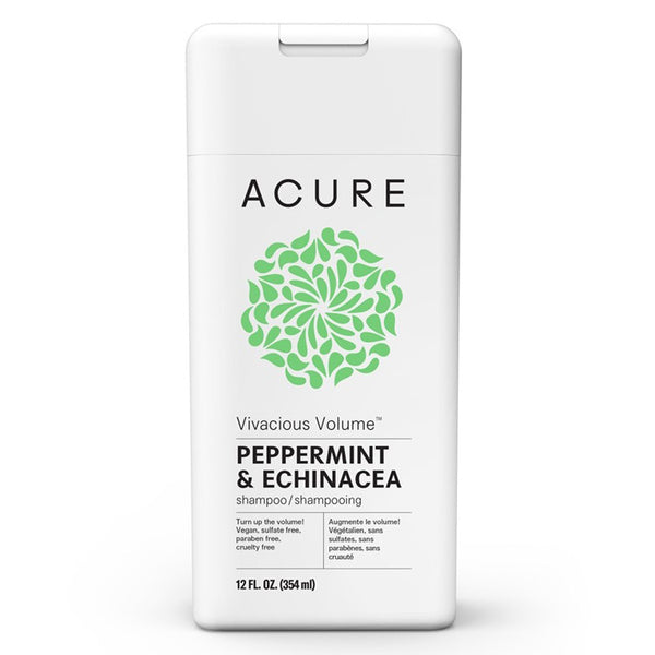 Acure Vivacious Volume Shampoo - Peppermint 354ml