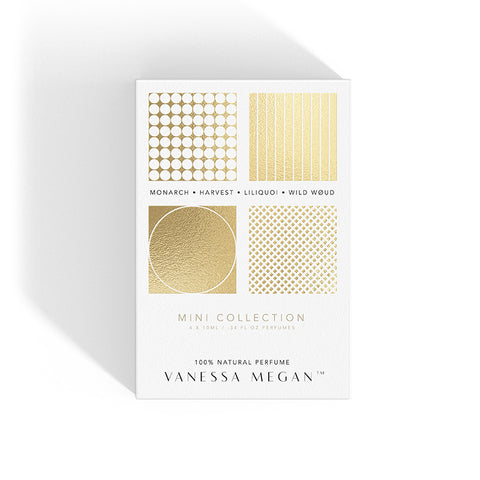 Vanessa Megan Natural Mini Perfume Collection