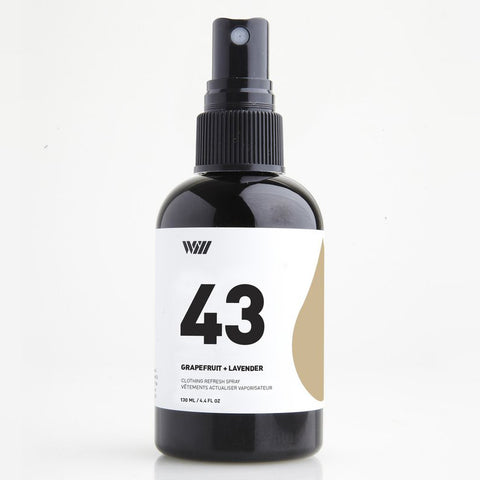 Way Of Will (43) Clothing Refresh Spray 130ml