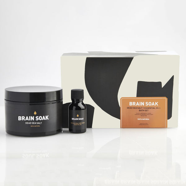 Way Of Will Bath Set - Brain Soak