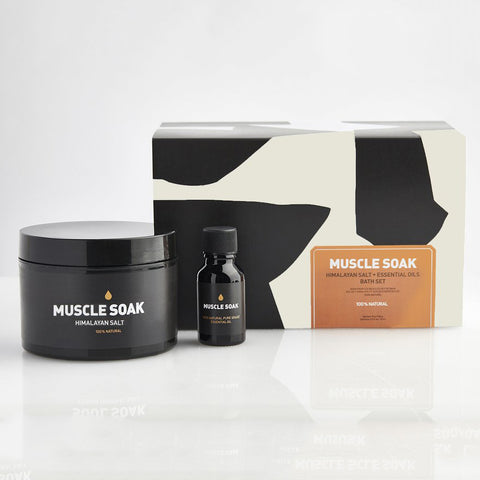 Way Of Will Bath Set - Muscle Soak