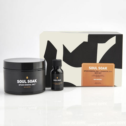 Way Of Will Bath Set - Soul Soak