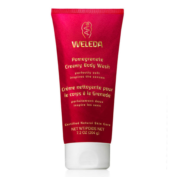Weleda Pomegranate Creamy Body Wash
