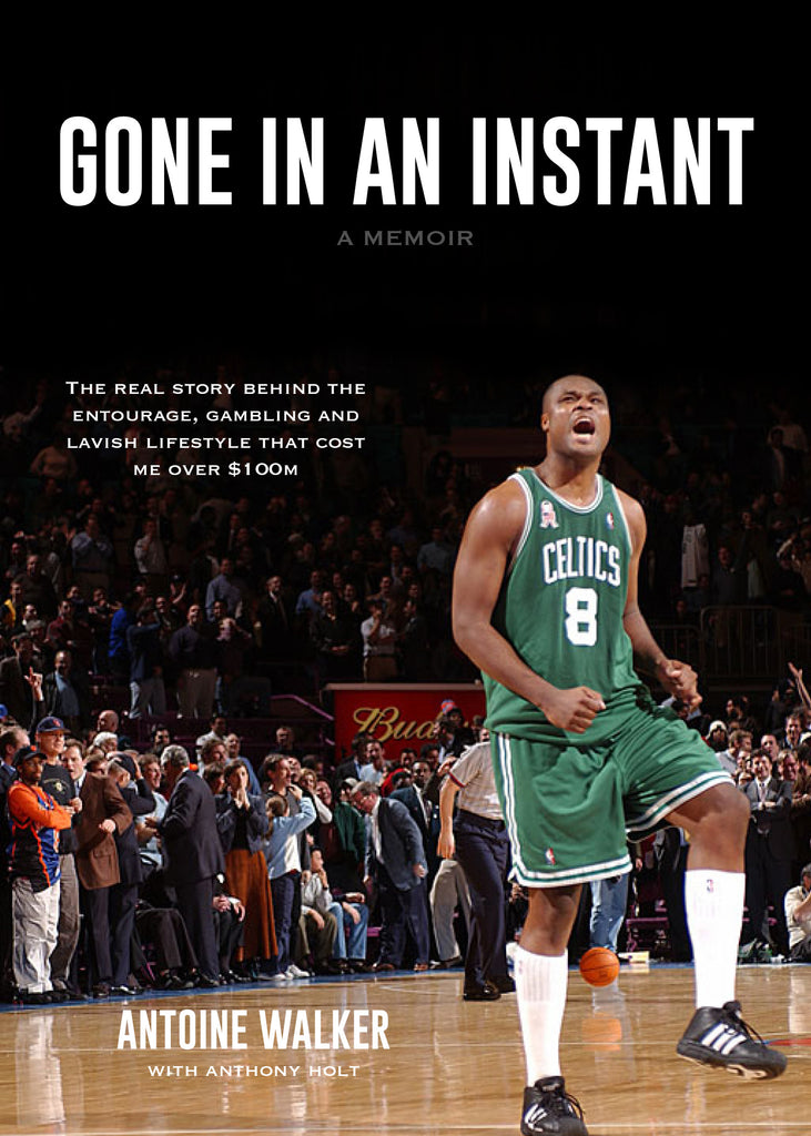Pre-Order Gone In An Instant, Memoir (Hard Copy)