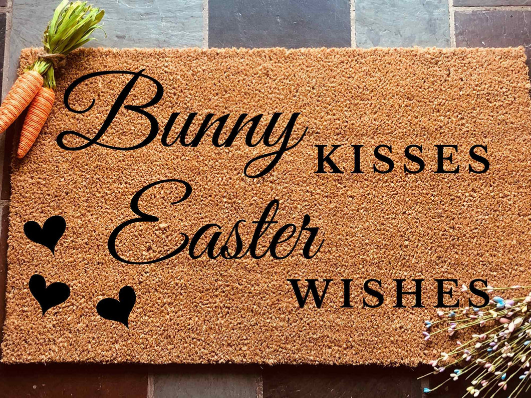 Easter decor | Easter Doormat | Easter Personalised Doormats