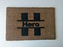 Load image into Gallery viewer, Monogram Personalised doormat.