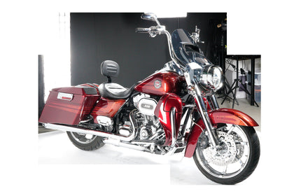 CVO Backrest