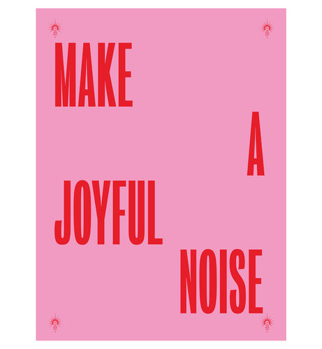 Make A Joyful Noise poster