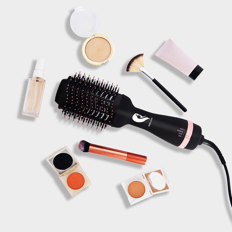 hairlissy brosse a cheveux lissante