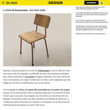 Icon Design - Silla Chino