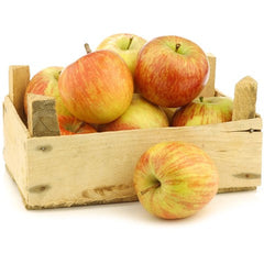 Organic Fuji Apples - Organic Mountain Farms