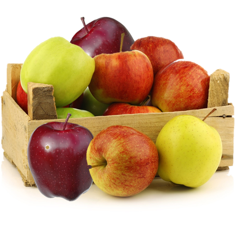 Organic Apple Medley - Organic Mountain Farms