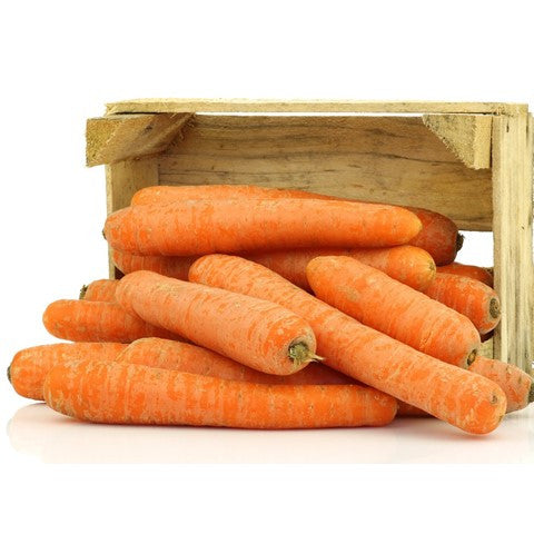 Organic Carrots - Organic Mountain Farms