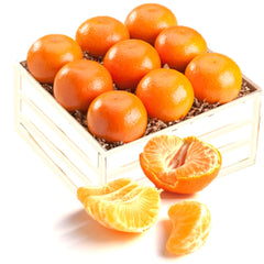 Snack Pack of JUMBO Organic Navel Oranges