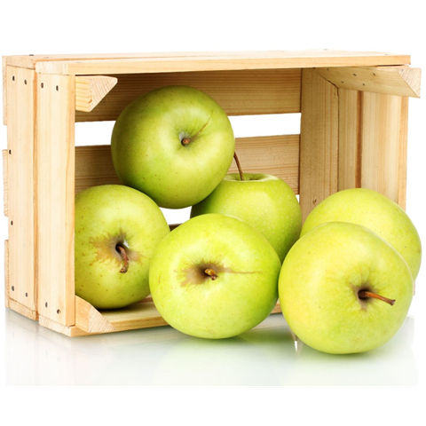 Organic Golden Delicious Apples - Organic Mountain Farms