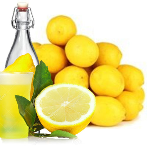 Limoncello Organic Lemons (Wax Free) - Organic Mountain Farms
