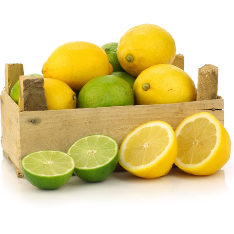 Organic Lemons and Limes – Organic Mountain Farms