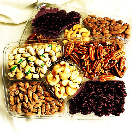 Organic Nuts and Berries - The Perfect Gift - Organic Mountain Farms