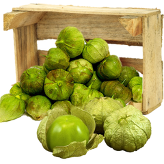 Organic Texas Tomatillos - Organic Mountain Farms