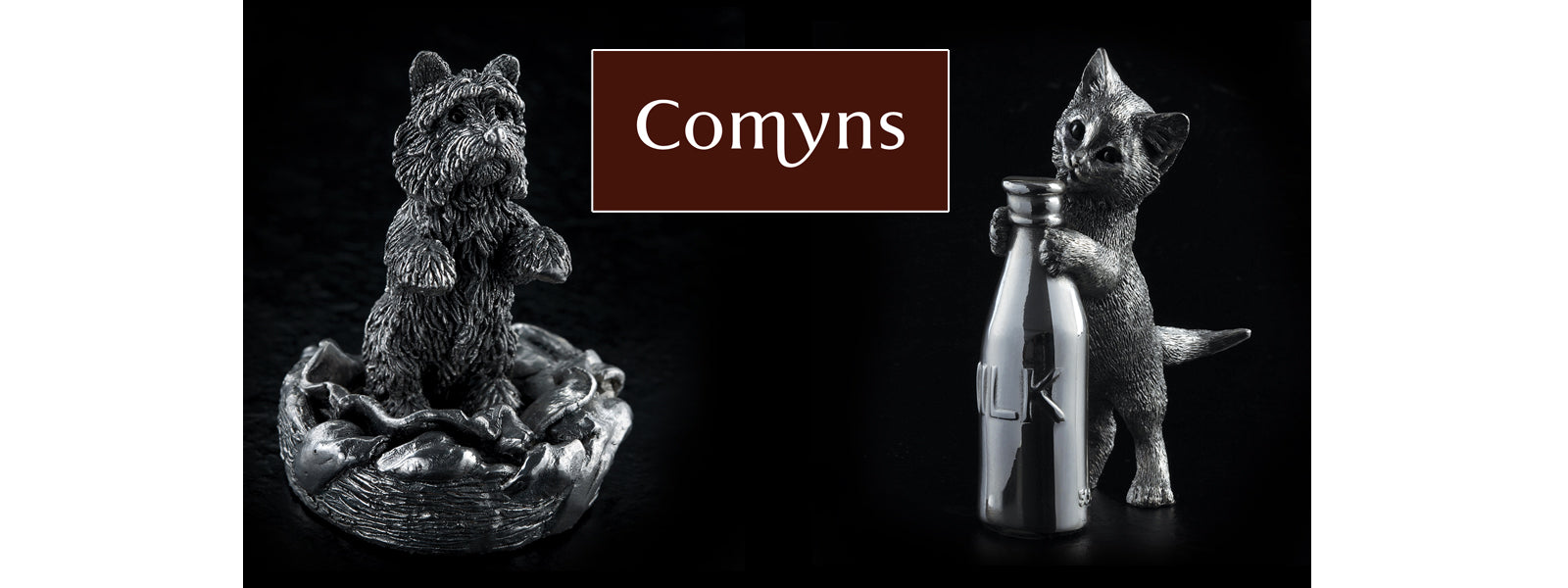 COMYNS STERLING SILVER