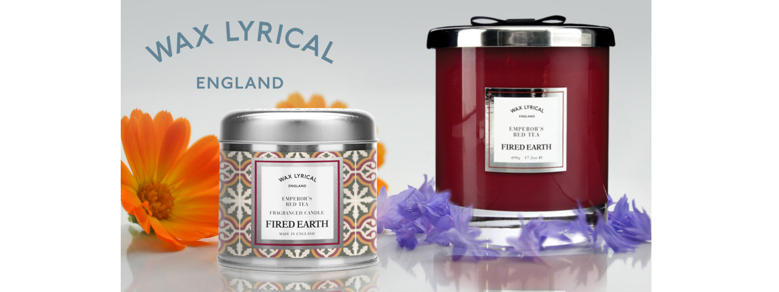 WAX LYRICAL CANDLES