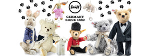 Steiff Collectable Teddy Bears