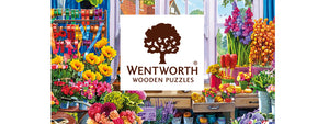 Wentworth Wooden Jigsaw Puzzles for adult and children.