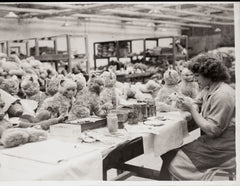 Merrythought Teddy Bear Factory 1930