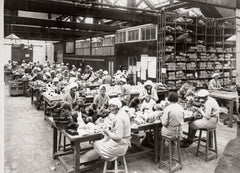 Merrythought Factory 1930