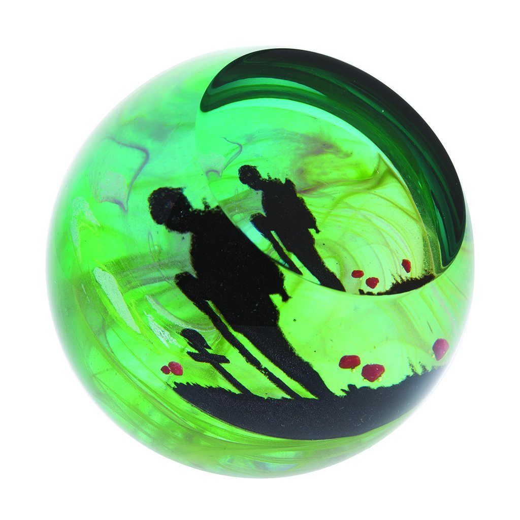 Caithness Glass For the Fallen Paperweight-delivery 2021-Caithness Glass-Goviers of Sidmouth