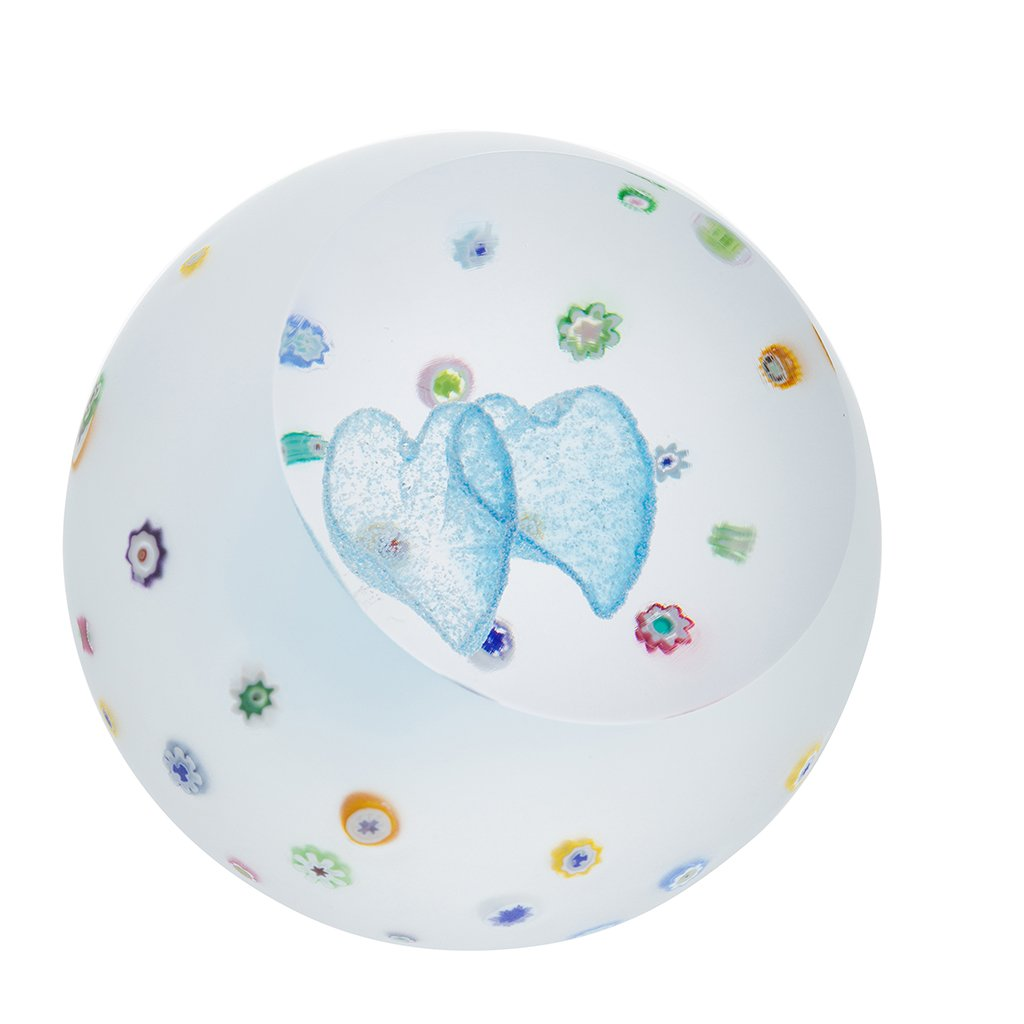 Caithness Glass Sprinkled with Love Paperweight-Caithness Glass-Goviers of Sidmouth