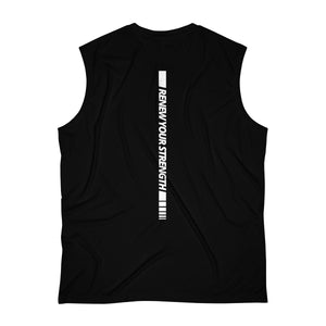 "KOACH ""RENEW"" BLACK DRI-FIT TEE"