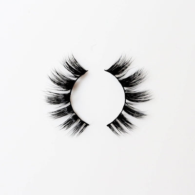 Serena Mink Eyelashes - Plush Beauty