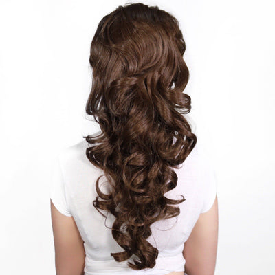 ELECTRA CURLY PONYTAIL - Plush Beauty